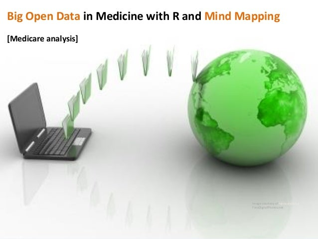 Big Open Data in Medicine with R and Mind Mapping