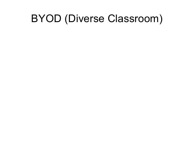 BYOD (Diverse Classroom)