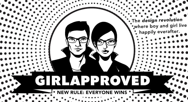 GIRLAPPROVED GAME : THE PREFACE  This is a story about how to make marketing, consumer culture and american economy strong...
