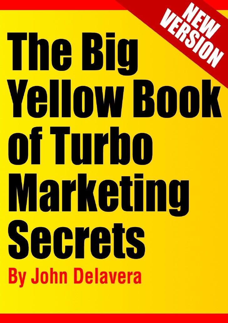 Big Yellow Book