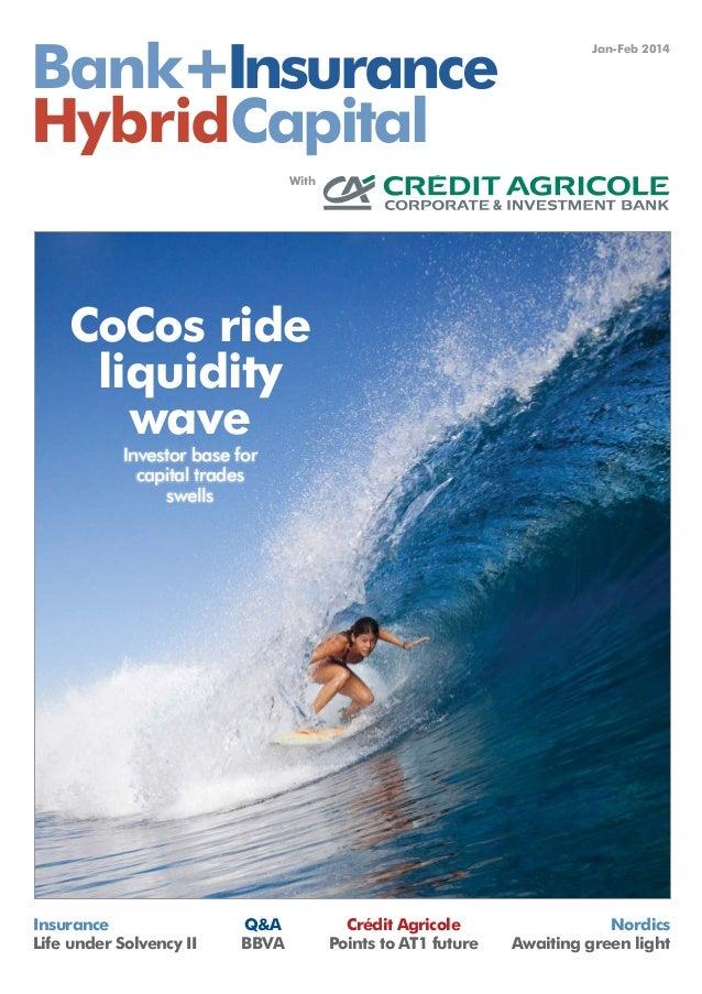 Bank+Insurance Hybrid Capital issue 1