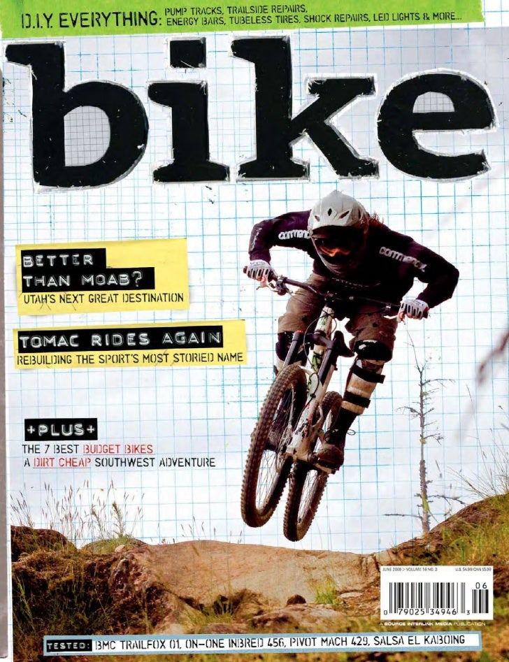 revista Bike