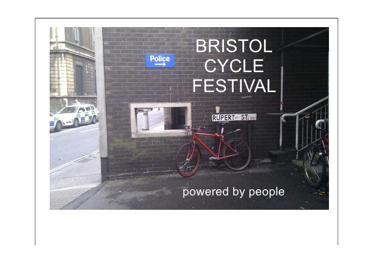 Bristol Cycle Festival
