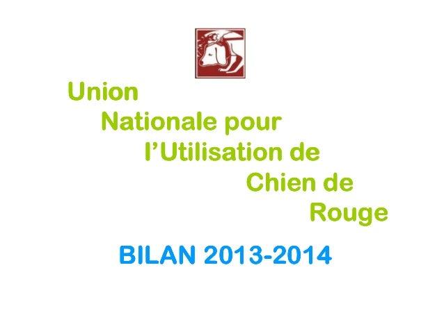 UnionUnionUnionUnion Nationale pourNationale pourNationale pourNationale pour llll''''Utilisation deUtilisation deUtilisat...