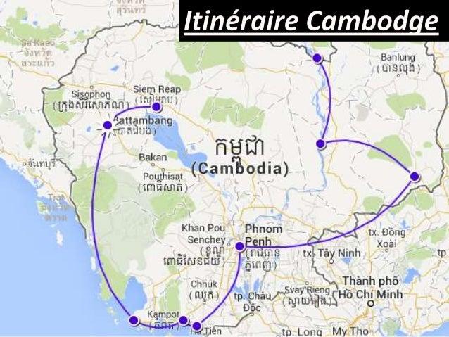 Ce qu'on a aimé Le sens de l'humour des Cambodgiens  Ce qui nous a moins plu L'organisation des transports et l'état de ce...