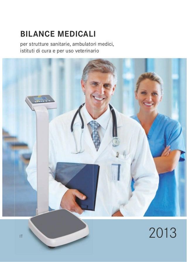 Bilance medicali 2013