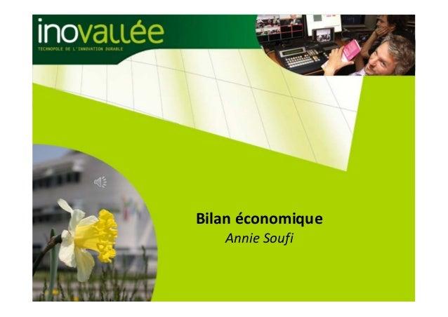 Bilanéconomique   AnnieSoufi