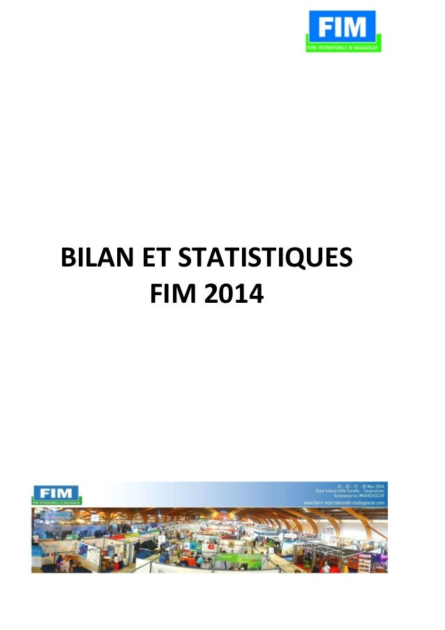Bilan FIM 2014 - Foire Internationale de Madagascar
