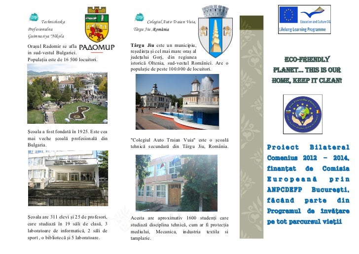 Bilateral brochure