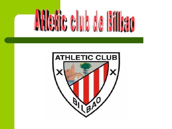 Atletic club de Bilbao