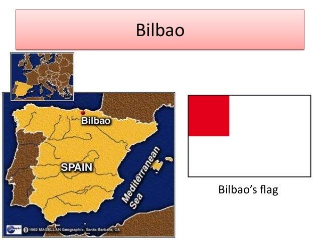 Bilbao Bilbao's flag