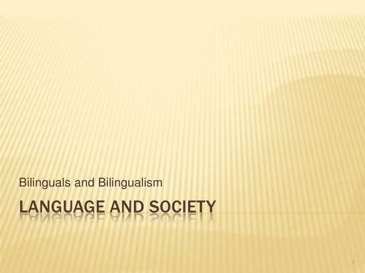 Bilingualism1