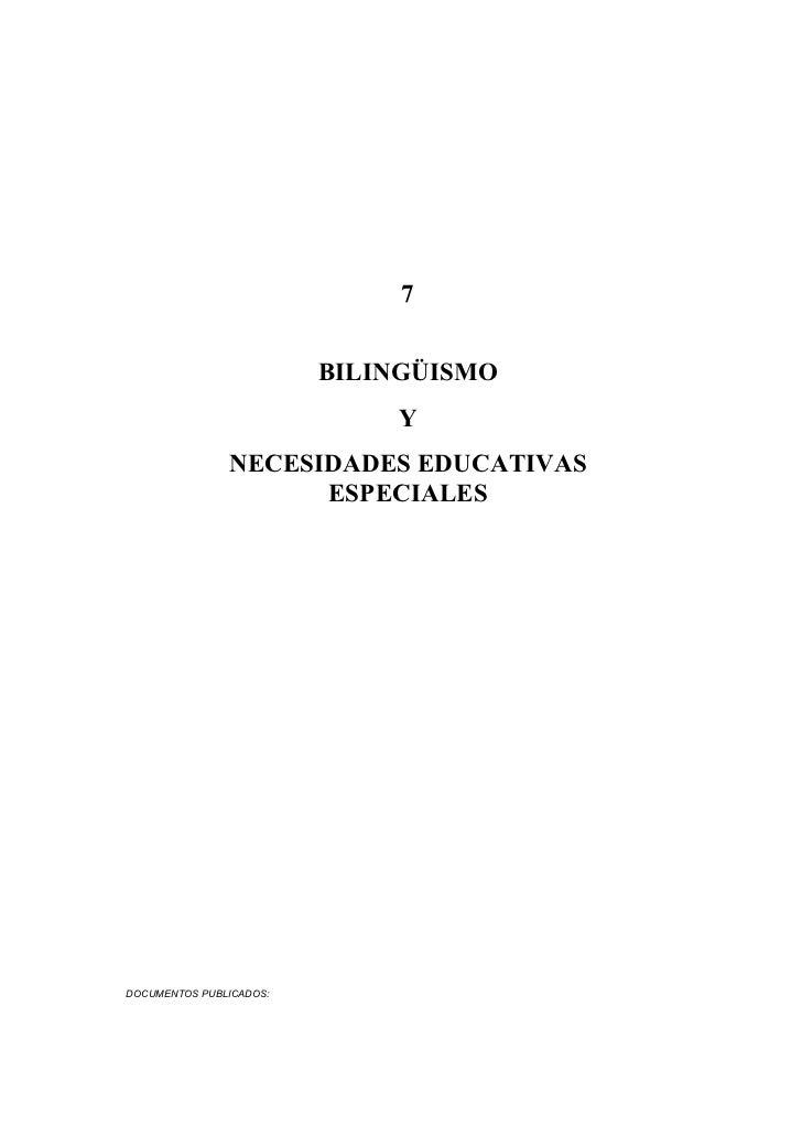 Bilinguismo c