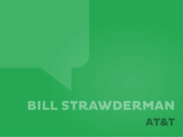 BILL STRAWDERMANAT&T
