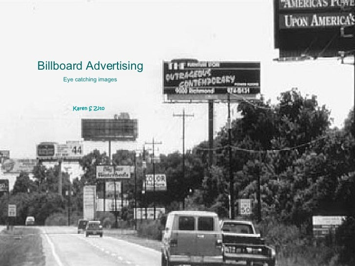 Billboard Advertising Project