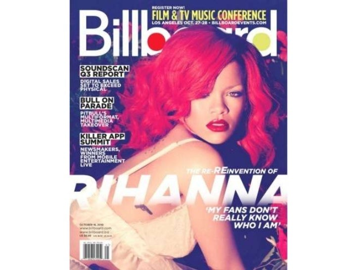 Billboard front cover