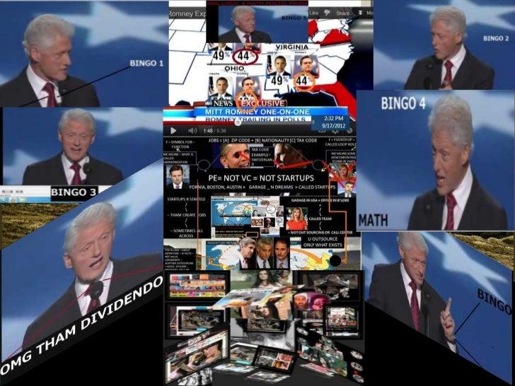 Bill clinton ajay-mishra-david-axelrod-paul-krugman-rahmbo emanuel- obama - romney election maps and diagrams
