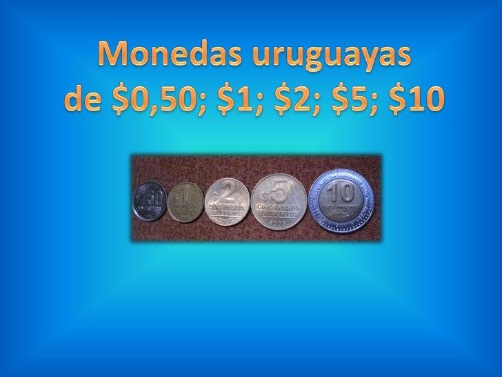 Billetes de uruguay todos