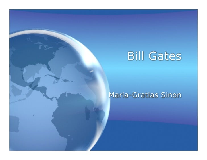 Bill Gates (New)