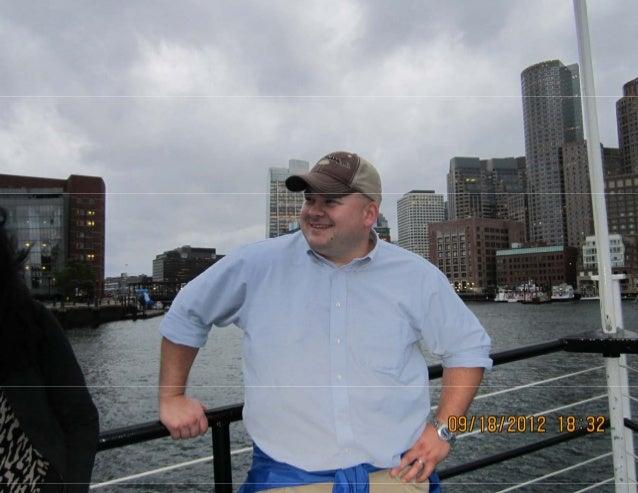 Bill harbor cruise 10 05-12
