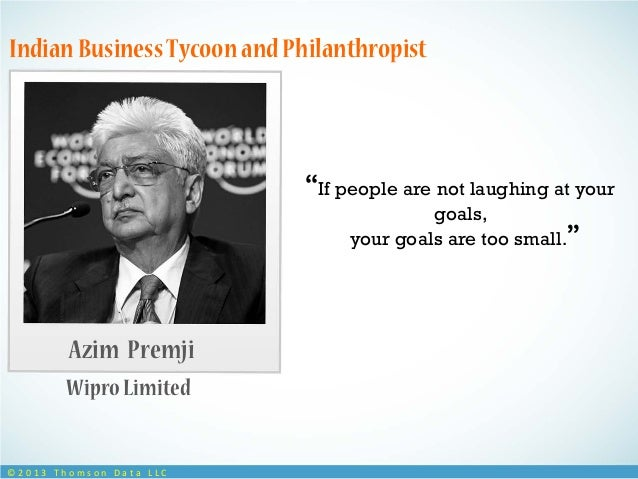 azim premji leadership style Azim hasham premji, founder of wipro limited, india's biggest and most competitive it company based in bangalore, was born on july 24th 1945 in bombay.