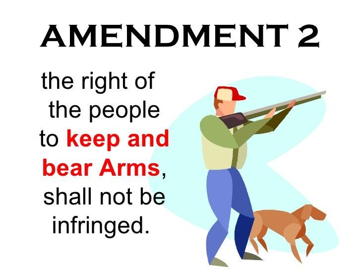 Second Amendment  Wex Legal Dictionary  Encyclopedia