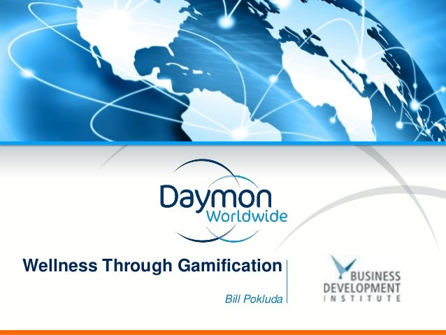 Using Gamification to Engage Employees Toward a Healthier Lifestyle - BDI 3/27 Internal Communications & Collaboration Leadership Forum
