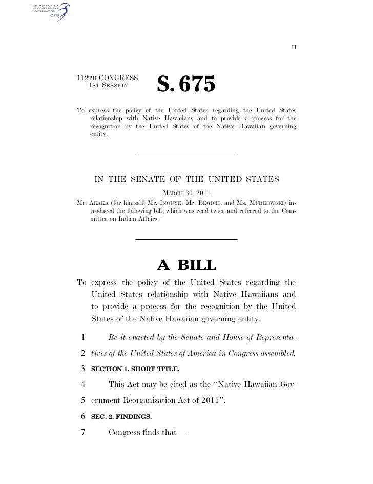 Bills 112s675is