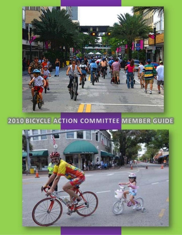 Bicycle Action Committee Page 2 CONTACTS: Chairperson: Richard A. Cahlin Mallah Furman, CPA's (305) 371-6200 rcahlin@malla...