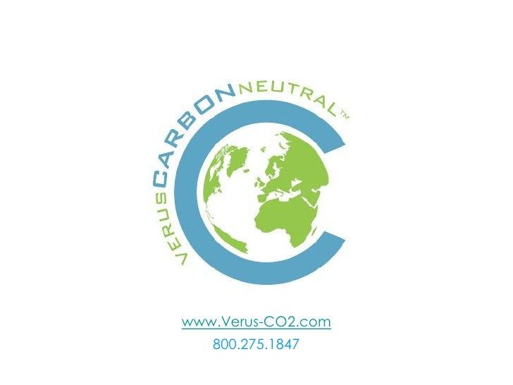 Bill Stankiewicz Copy Verus Carbon Neutral Presentation Gcs 5 14 2010