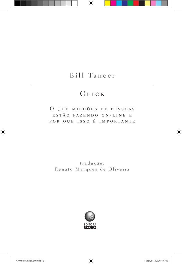 Bill Tancer