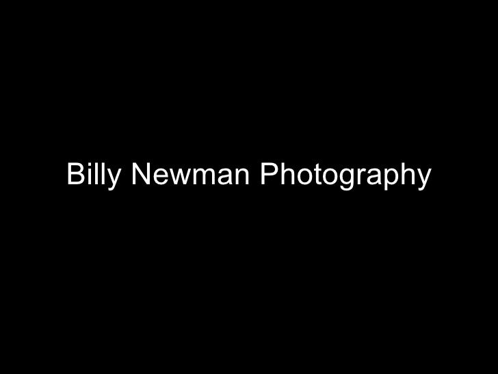 Billy Newman Photography
