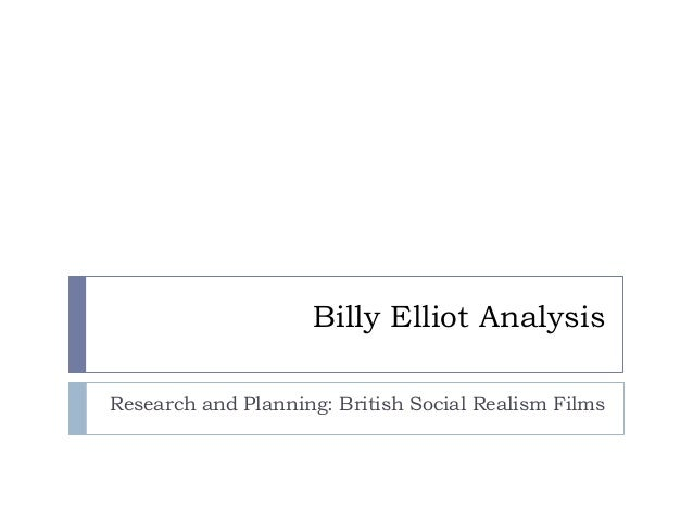 billy elliot song analysis So why have i picked 'solidarity' as my favourite song from a musical i mean, it's  hardly the best known - you won't find people on britain's got.