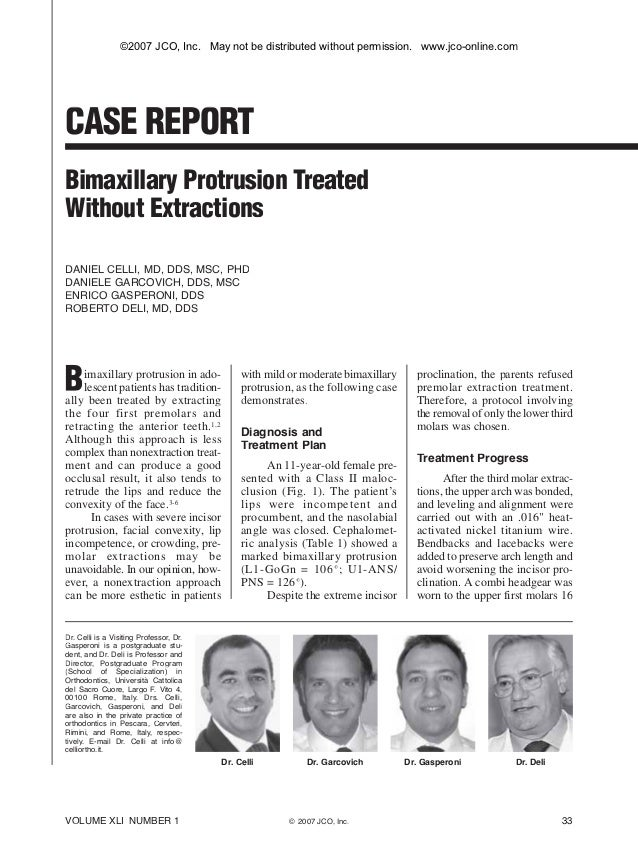P.33-38 Celli:CR_Celli         1/10/07        2:48 PM   Page 33                            ©2007 JCO, Inc. May not be dist...