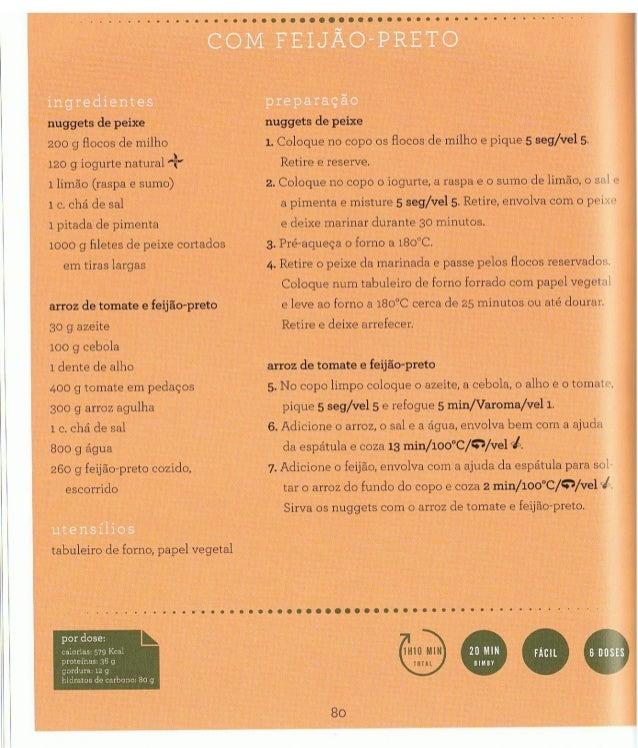 Arroz Malandro Com Nuggets De Peixe/ Riz à La Tomate Et