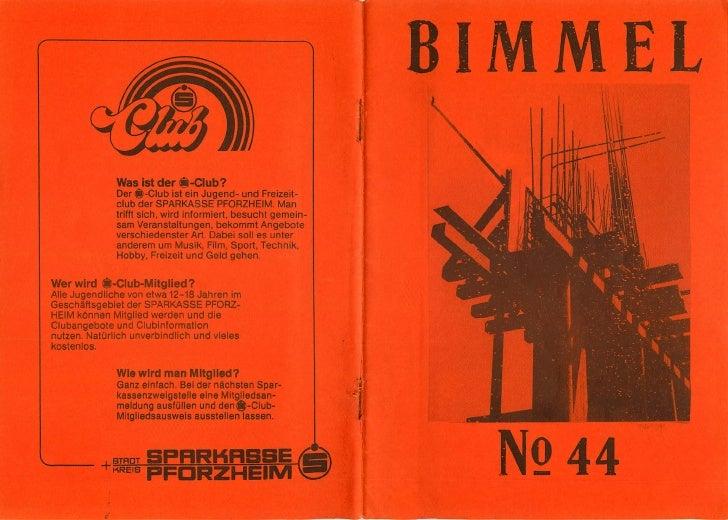 Bimmel 44