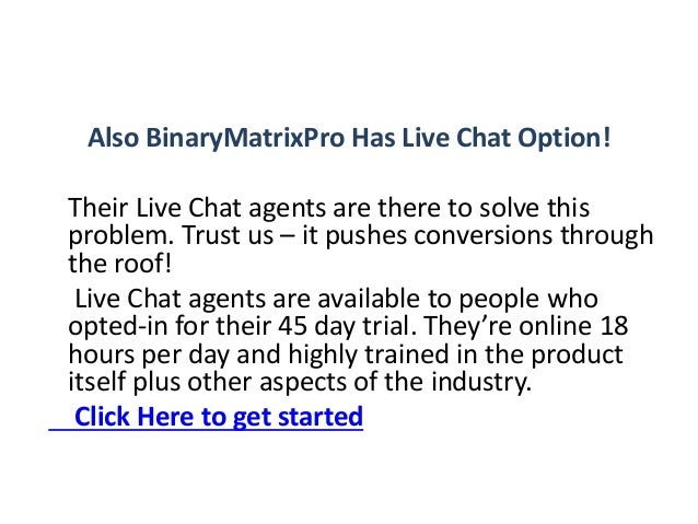 Binary options trading problems