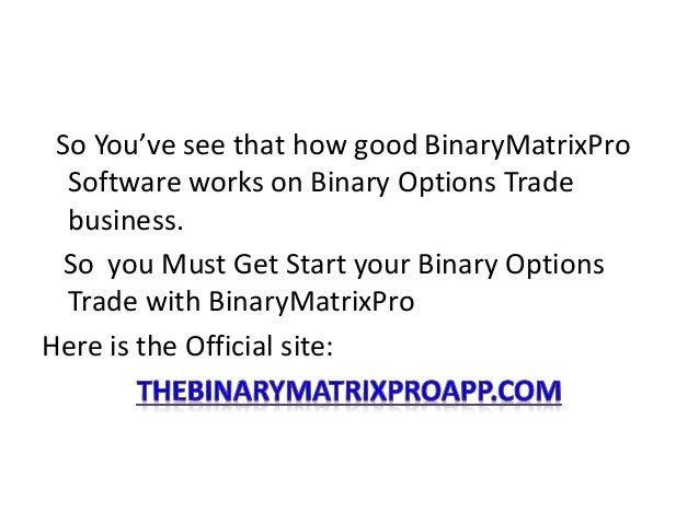 Us registered binary options brokers