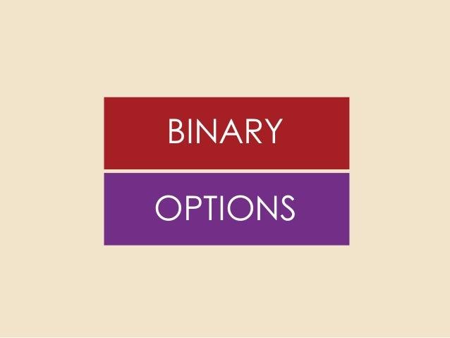 Binary options atm login