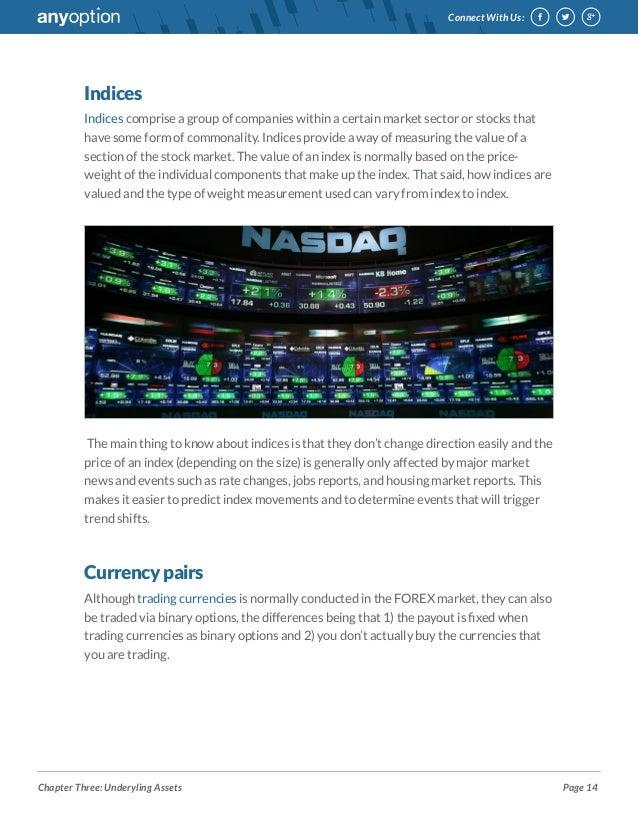 Binary options companies