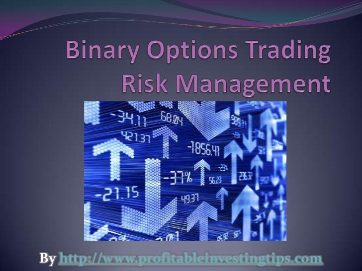 Binary options zero risk strategy