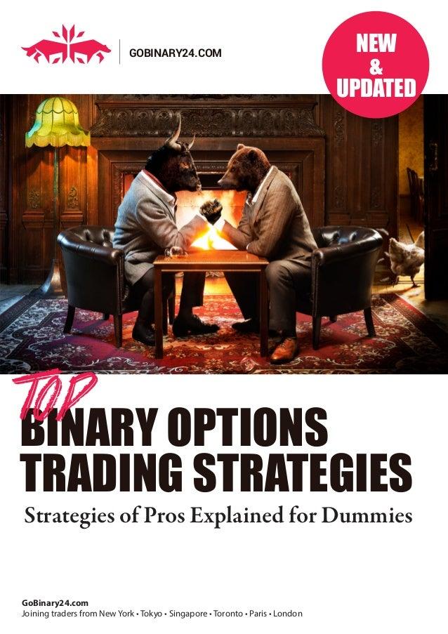 secret binary options strategy