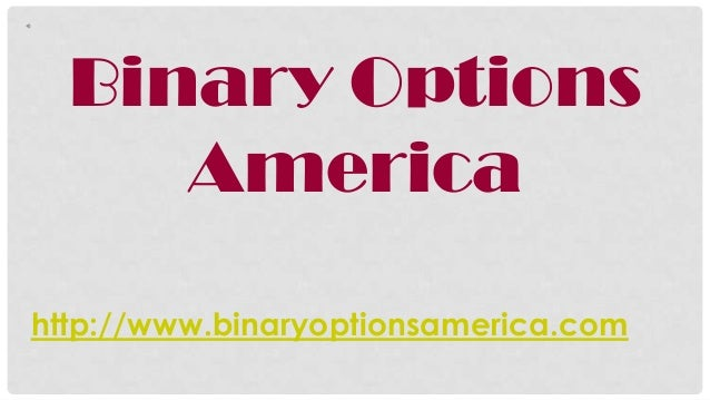 Pricing american binary options