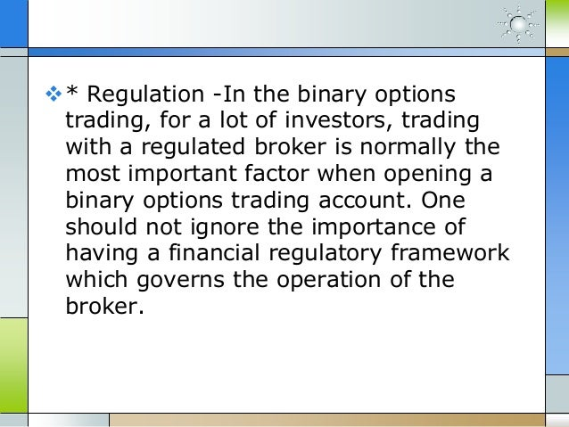 Us options brokers