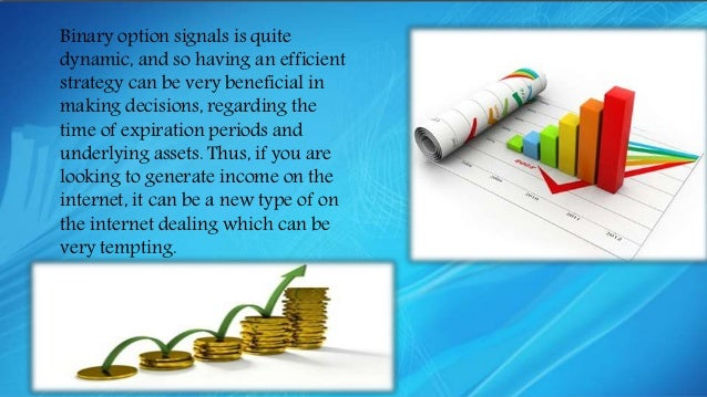 Information about binary options
