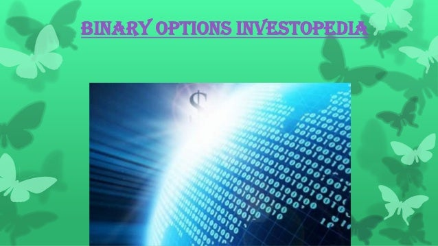 Work at home binary options