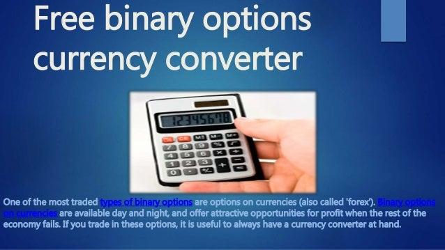 Ganancias opciones binarias