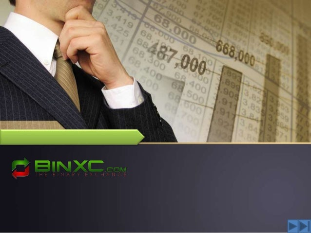 Binary options rigged