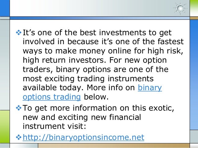 traders thunder binary option australian