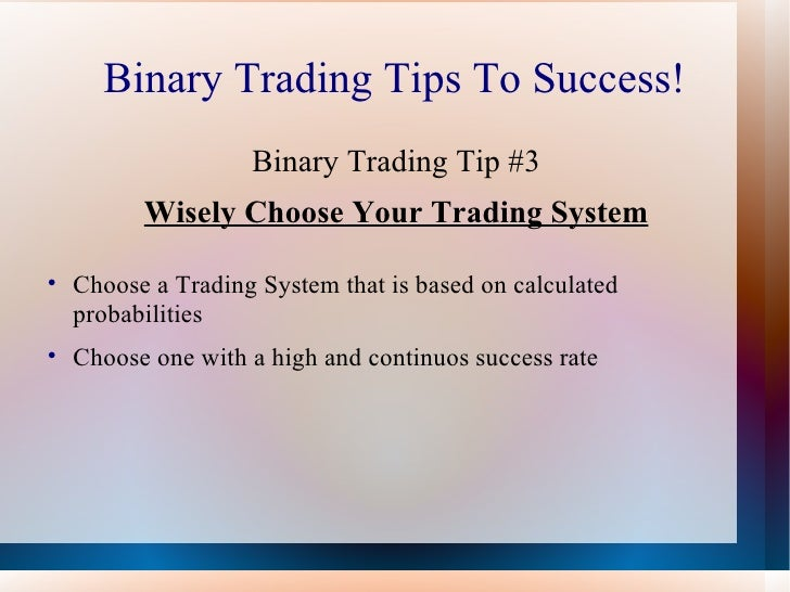 binary options new york